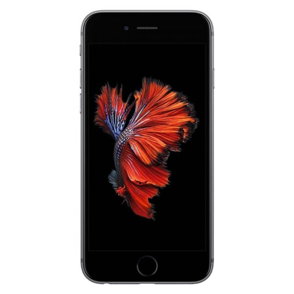 refurbished iphone 6s space grey front