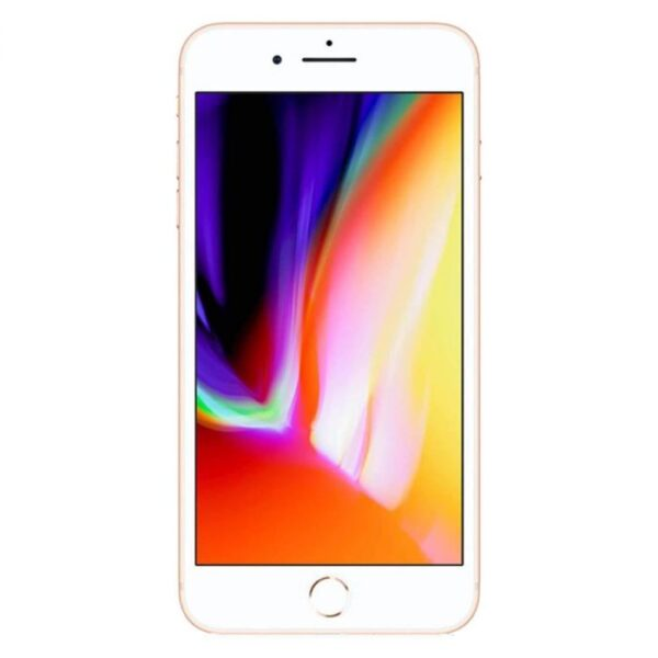 refurbished iphone 8 goud front