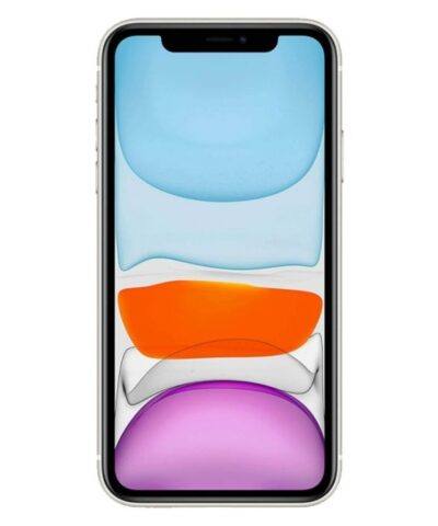 refurbished iPhone 11 wit front